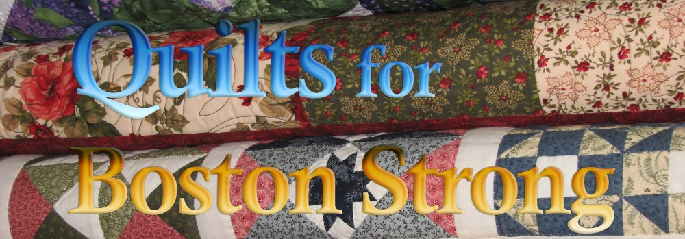 Quilts for Boston Strong