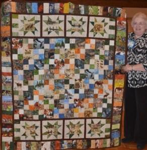 LChristensenMarc quilt w Linda